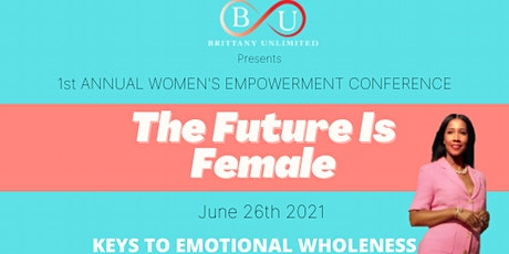 Brittany Unlimited Presents - The Future Is Female tickets