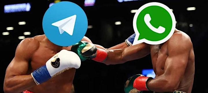 Imagen de WhatsApp vs Telegram: ¿cuál es la mejor aplicación de mensajería?