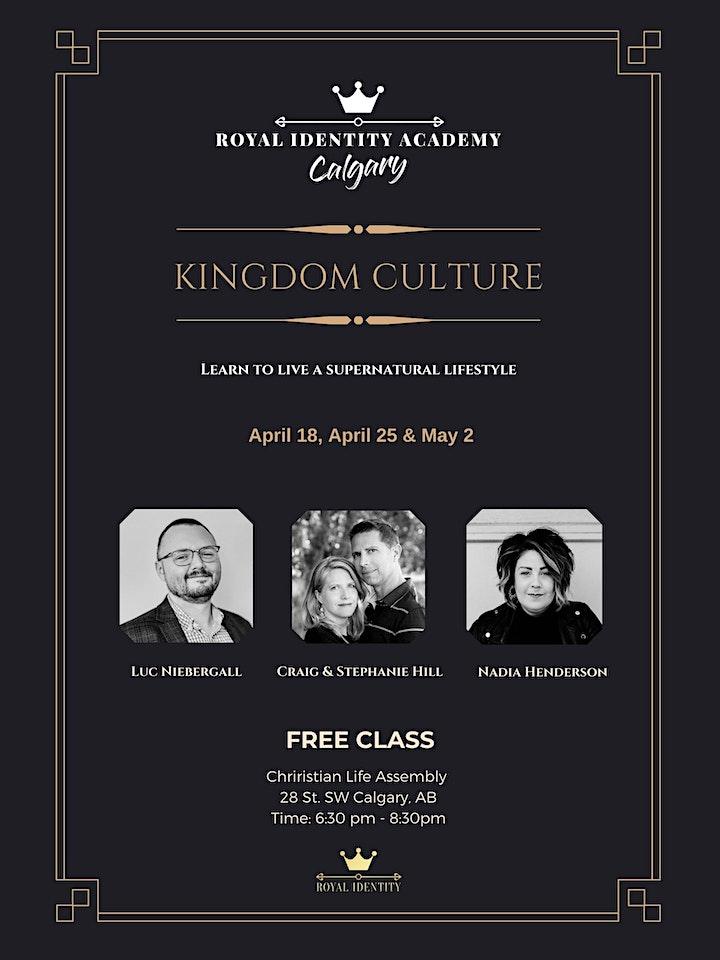 Kingdom Culture image