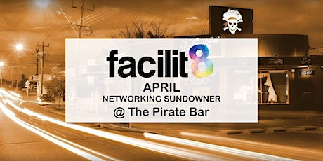 Facilit8 Networking Sundowner - April '21 tickets
