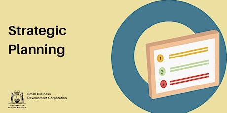 Strategic Planning tickets