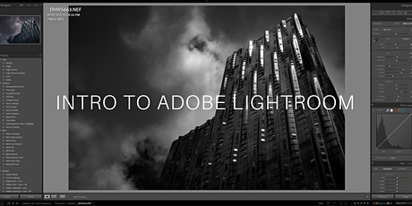 Adobe Lightroom Workflow and Basics | A Photography and Retouching Workshop tickets