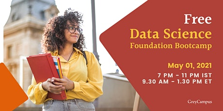 Free Data Science Foundation Bootcamp tickets