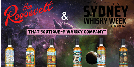 Boutique-y 'Australia Series' Whisky Tasting tickets