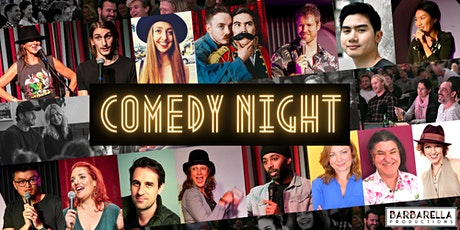 Barbarella Comedy Night - LEICHHARDT BOWLO tickets