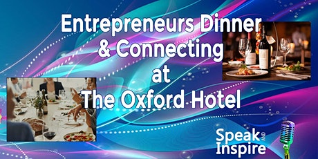 Entrepreneurs Dinner & Connecting tickets