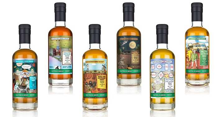 Boutique-y 'Australia Series' Whisky Tasting image