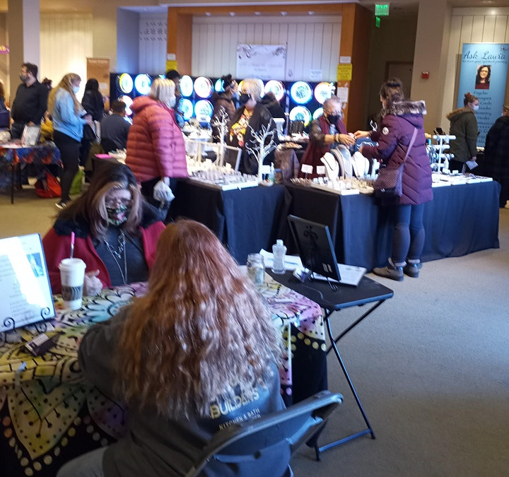 Psychic & Holistic Fair in New Baltimore! image