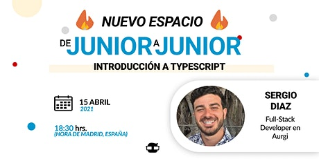 JUNIOR TO JUNIOR: Introducción a typescript boletos