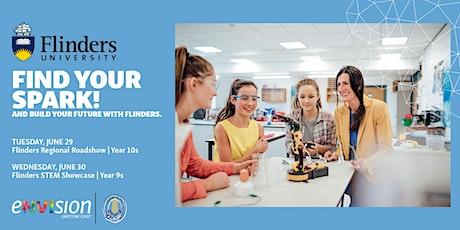Flinders University | STEM Regional Roadshow tickets