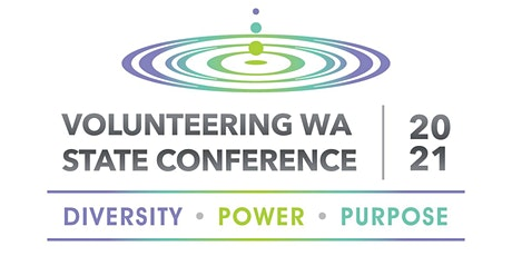 Volunteering WA State Conference 2021 tickets