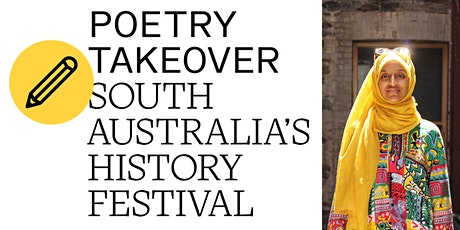 Online school holidays poetry workshop - History Festival Poetry Takeover tickets