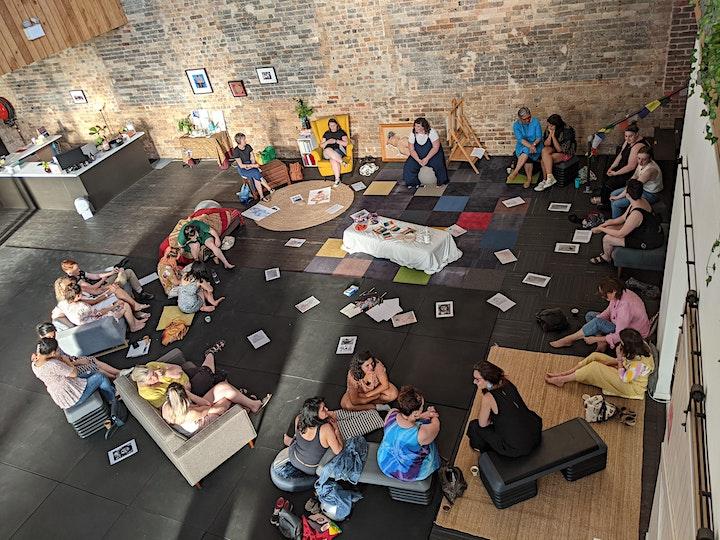 [Workshop] The Body Love Club: Digital Workshop image
