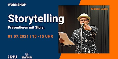 WORKSHOP | Story Telling tickets