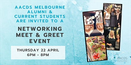 AACDS Networking  Meet and Greet Event Melbourne tickets
