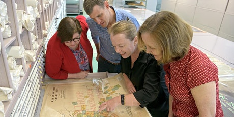 Architecture and building records at Queensland State Archives - tour tickets