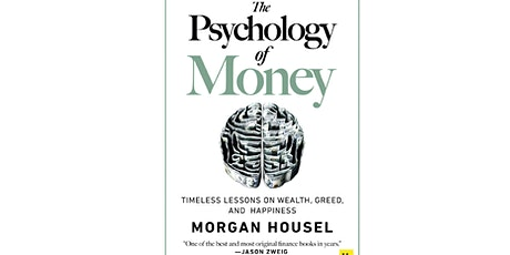 Book Review & Discussion : The Psychology of Money tickets