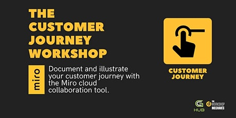 Customer Journey Workshop tickets