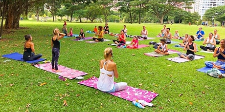 Cours de yoga pour la famille. Les bénéfices iront à une association :) tickets