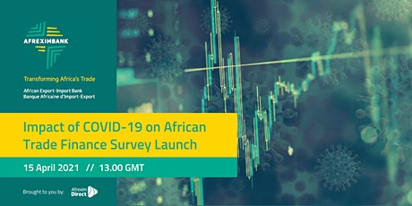 Trade Finance in Africa Survey 2021 Launch tickets