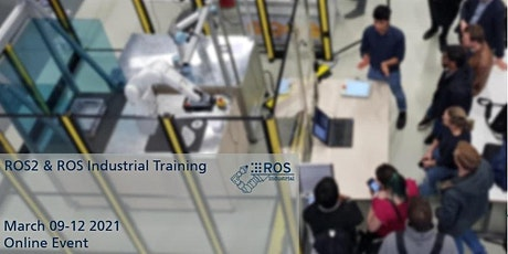 ROS 2 Industrial Training (Europe) - May 2021 tickets