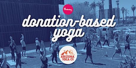 Donation-Based Yoga With Arizona Yoga Co. tickets