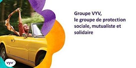 Connaître le  groupe VYV tickets