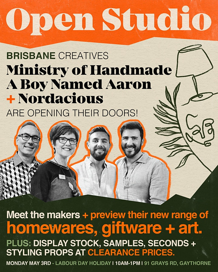 Open Studio - Brisbane Creatives image