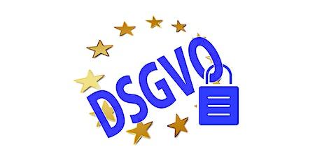 Webinar: Datenschutz und Datensicherheit für Unternehmen Tickets