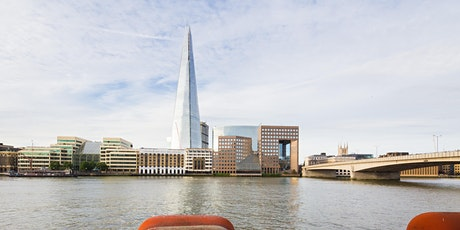 From Gravel to Glory - A virtual tour, through time, of London Bridge tickets