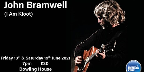 John Bramwell - Live in concert tickets