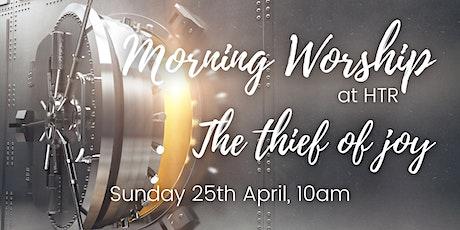 Morning Worship at HTR tickets