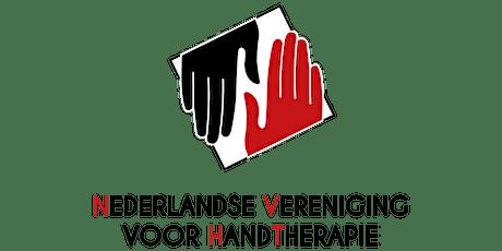 Online Voorjaarssymposium 2021 | Nederlandse Vereniging voor HandTherapie tickets