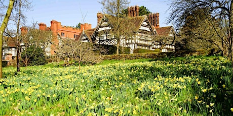 Timed entry to Wightwick Manor and Gardens (12 Apr - 18 Apr) tickets