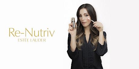 Re-Nutriv Masterclass | Estée Lauder biglietti