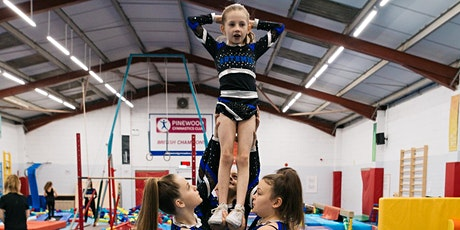 Free Cheer Workshops - ages 4-7! tickets