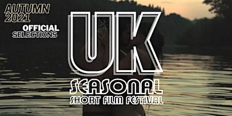 UK Seasonal Short Film Festival AUTUMN 2021 tickets