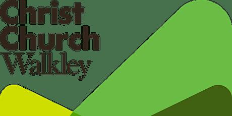 Christ Church Walkley Weekly Service tickets