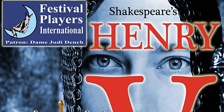 Open Air Shakespeare tickets