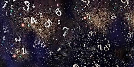 Hoe cijfers je leven beïnvloeden: een ONLINE cursus numerologie tickets
