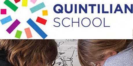 Quintilian School Mistake Maker Club (ages 6+) 8 week course tickets