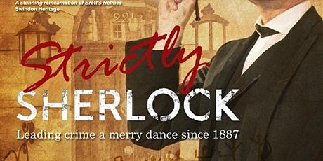 Strictly Sherlock Victorian Theatre Event tickets