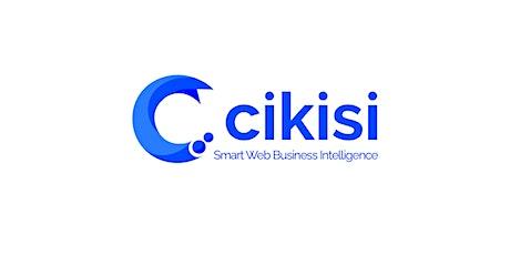 Cikisi Webinar - English - 06/05/2021 tickets