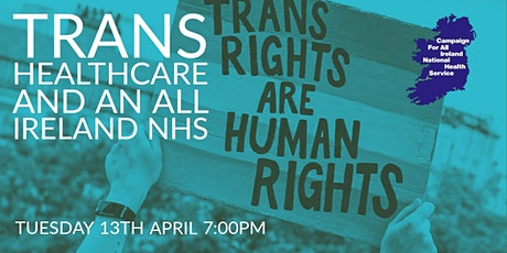 Trans Healthcare and an All Ireland NHS tickets