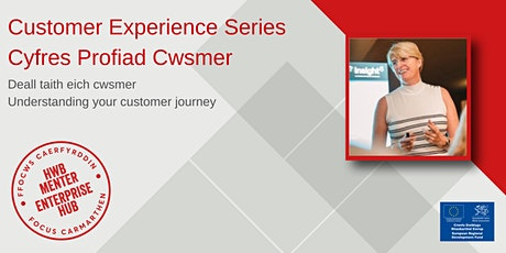 Deall taith eich cwsmer | Understanding your customer journey tickets