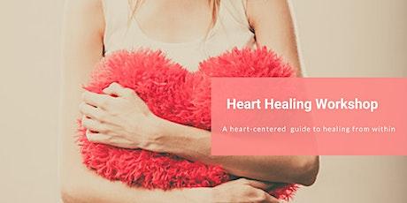 Heart Healing workshop tickets