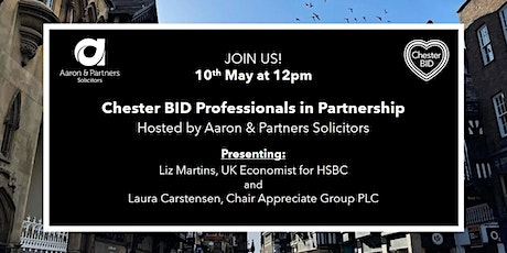 Chester BID Professionals in Partnership tickets