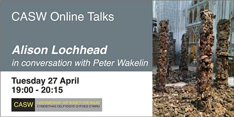 Alison Lochhead in conversation with Peter Wakelin tickets