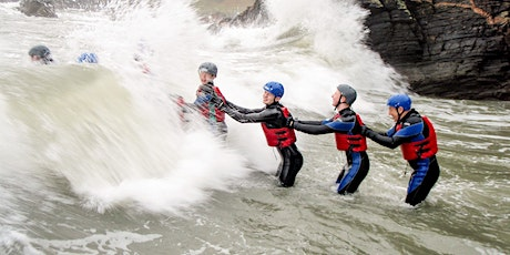 Coasteering tickets