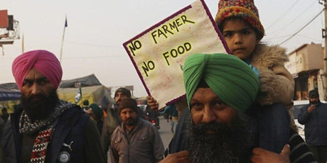 YIN/YANG CHARITY CLASS IN AID OF INDIAN FARMERS PROTEST tickets